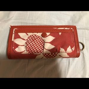 Lucky Brand Sunflower Wallet